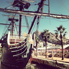 Puerto de Alicante en hogueras :D