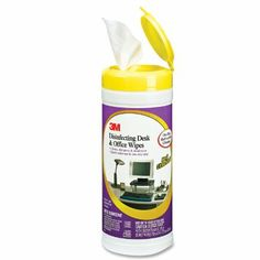 3M Disinfecting Desk and Office Cleaning Wipes, 25-Count (CL564): Amazon.co.uk: Office Products