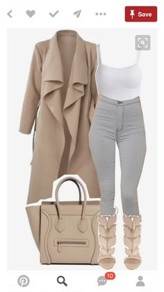 23920fd97 Sexy Winter Outfits, Fall Outfits, Casual Outfits, Love Fashion, Autumn  Fashion,