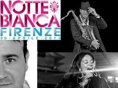 Notte Bianca Firenze 2014.
