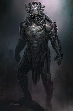 Thor The Dark World Concept Art - Movie Art