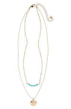 Stephan & Co. Pendant Layering Necklace | Nordstrom