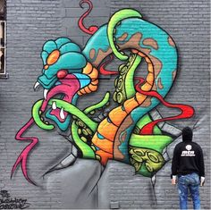 The Bushwick Collective - NYC (LP)