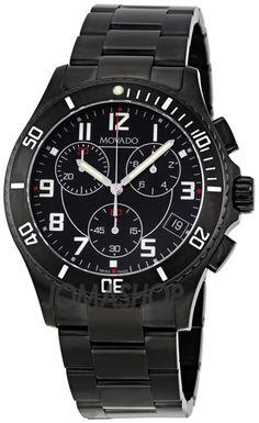 Movado Junior Sport Mens Watch 0606066