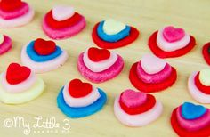 Valentine Sweets For Friends
