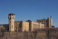 Joliet's Stateville prison