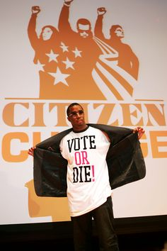When Fashion Truly Makes a Statement: A Look Back at Politics and Style Sean P Diddy Combs, Sean Combs, Bad Boy Entertainment, Rapper Quotes, Styles P, Pin On, Looking Back, Bad Boys, Hip Hop