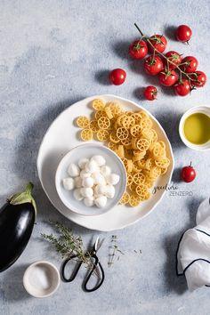 Pasta salad ingrediens