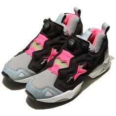 Reebok Pump Fury 2011 - Pink Black 8db6455cc4