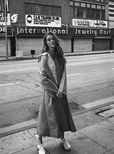 "slufoot: Luna Bijl, by Sebastian Kim for Vogue Australia (May '16) """