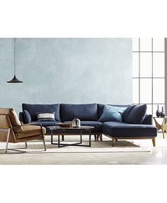 Jollene Fabric Sectional Collection, Only at Macy's - Furniture - Macy's