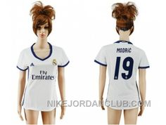 http://www.nikejordanclub.com/womens-real-madrid-19-modric-home-soccer-club-jersey-yajxm.html WOMEN'S REAL MADRID #19 MODRIC HOME SOCCER CLUB JERSEY YAJXM Only $20.00 , Free Shipping!