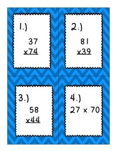 Astronaut Worksheet Word This Packet Includes  Worksheets With Answer Keys A  Class 5 Maths Worksheets Excel with Third Grade Math Word Problems Worksheets Excel Set Of  Twodigit Multiplication Task Cards Including Word  Problemsanswer Sheet  Key Included Symmetry Worksheets Ks2 Pdf