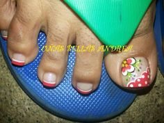 Pies Pedicure Designs, Toe Nail Designs, Manicure, Mani Pedi, Love Nails, My Nails, Finger, French Pedicure, Special Nails