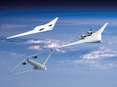 WOW - I want one of these.  Airplanes of Tomorrow NASA's Vision of Future Air Travel is pretty cool.