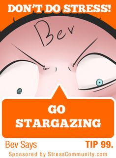 Bob's Stress tip #99/101
