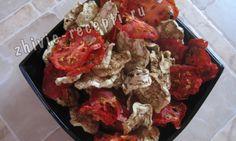 чипсы рецепты сыроедение салат