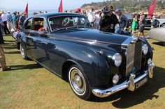 1958 Rolls-Royce Silver Cloud James Young Coupe
