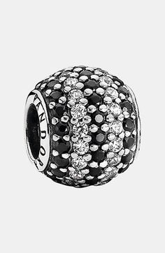 PANDORA 'Pavé Lights' Bead Charm available at #Nordstrom