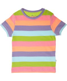 Minymo multistriped summer t-shirt. minymo.en.emilea.be