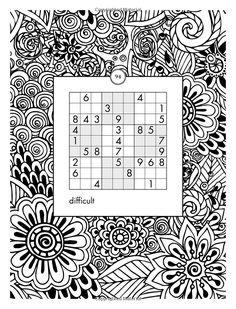Printable 16x16 Sudoku