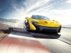 McLaren mostra carro de rua de R$ 2,5 mi que bate 350 km/h - Terra Brasil