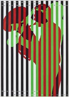 Jazz in Willisau: Bob Stewart-Arthur Blythe.   Niklaus Troxler (Swiss, born 1947)