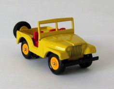 Matchbox Lesney Standard Jeep #72
