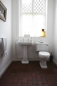 rest of the bathroom