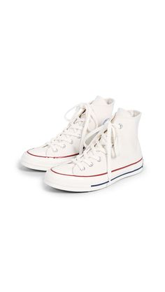 Converse All Star High Top Sneakers - Women's style: Patterns of sustainability Dad Sneakers, Classic Sneakers, Converse Sneakers, Converse All Star, High Top Sneakers, Converse Style, Givenchy, Balenciaga, Valentino