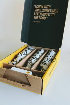 Glassful wine subscription box: Like an artisanal wine of the month club.