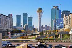 #KAZAKHSTAN = #Astana è considerata la seconda capitale più fredda del mondo / seguici su www.cocoontravel.uk #curiosity