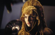 Star Wars: Episode II - Attack of the Clones (2002)   with Natalie Portman as Queen Amidala (My fave character).