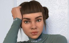 From The Uncanny Valley To Hollywood: Miquela Is CAA's First Virtual Being Client Harvard Business Review, Harvey Birdman, Animation News, Blade Runner 2049, The Uncanny, Live Action Film, Outfits With Hats, Influencer Marketing, David Beckham