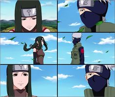 kakashi and hanare