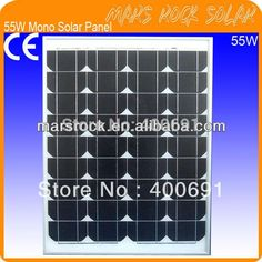 (132.00$)  Watch now - http://ai3un.worlditems.win/all/product.php?id=731158069 - 55W 18V Mono Solar Module Panel with Special Technology, Nice Appearance, Excellent Performance, Fend Against Snowstorm & Wind