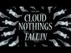 """Cloud Nothings - """"fall in"""". Just saw these guys open for Silversun Pickups and they were amazing! #music #alternative music"""