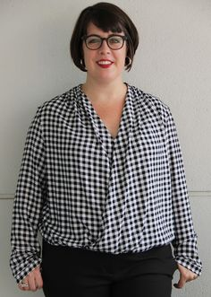 Cookin' & Craftin': Sew Over It Anderson Blouse