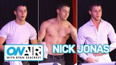 Nick jonas push ryan seacrest dating