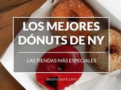 Los mejores donuts de Nueva York (Recopilatorio)