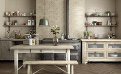 Αποτέλεσμα εικόνας για marazzi πλακακια κουζινας