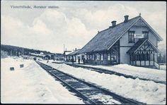 Meråker stasjon