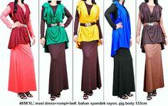 "$15 #dress, #blouse, #women_fashion, #maxi_dress, #abaya, #hijab, #kaftan  For more detail information please visit and do ""Like"" my page : http://www.facebook.com/tokobajukeren"