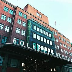 Oslo, Arts, Multi Story Building, Industrial, Modern