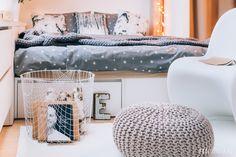 Zimowa sypialnia   Feelozofia