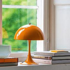 Louis Poulsen Panthella Mini Table Lamp | Available at Skandium www.skandium.com