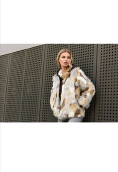 Faux Fur, Fur Coat, Lady, Jackets, Collection, Fashion, Down Jackets, Moda, Fashion Styles
