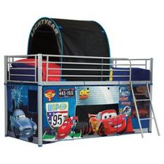 Check out Cars 2 Mid Sleeper Bed Tent Pack  from Tesco direct