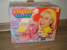 Não contente, a Eliana ainda tinha a sua própria sorveteria. | 17 provas de que toda criança dos '90 contribuiu para a fortuna da Eliana