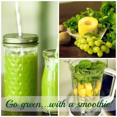 A healthy, tasty smoothy.   Easy to make even if you are a smoothie rookie.  Lots of great tips and detailed instructions.